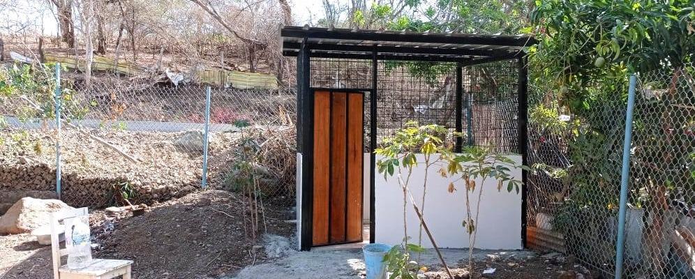 CONSTRUCCIÓN DE UNA CASETA DESTINADA PARA EL MANEJO FINAL DE DESECHOS SOLIDOS DEL PUESTO DE SALUD DE ALGARROBILLO.
